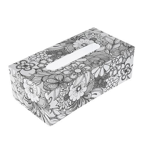 510554 Hülle für Kleenexbox 24x12.5x8cm