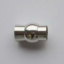 521405 Magnetverschluss Kordel D. 8mm