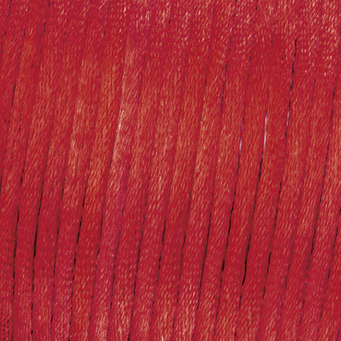 523016 Satinkordel 2mm/6m bordeaux