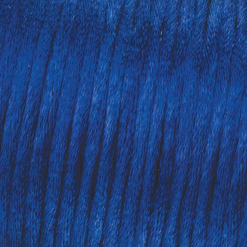 523022 Satinkordel 2mm/6m blau