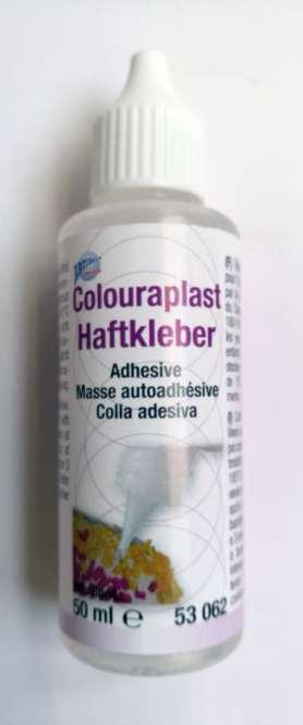 524002 Granulat-Haftkleber Colorplast 50ml Flasche