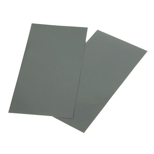 525820 Color-Dekor 180°C,10x20cm,2 St. grau