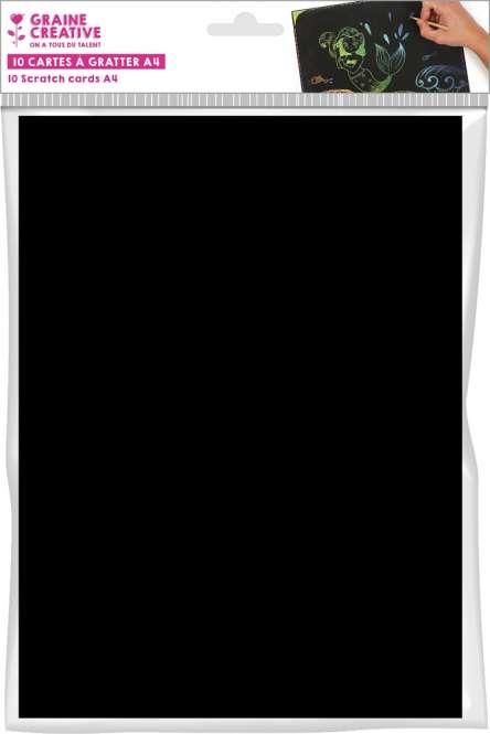 530018 Kratzpapier A4, 10Stk.