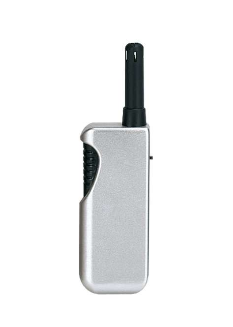 585202 Stabfeuerzeug 11,5cm silber metallic