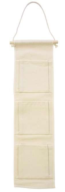 599386 Baumwolltaschen Hänger 170x 640x 15mm