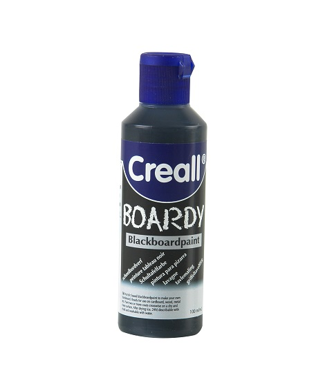 90904 Creall-Boardy 80ml black/schwarz