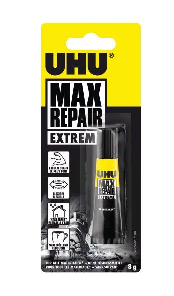 bottsa eshop 45865 uhu max repair 8gr online kaufen. Black Bedroom Furniture Sets. Home Design Ideas